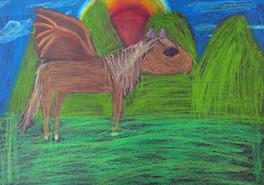 Hybrid animal by Eloise