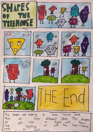 Comic by Audrey