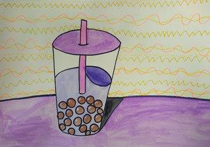Watercolour by Clio