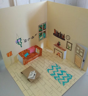 Pop-Up living room by Audrey