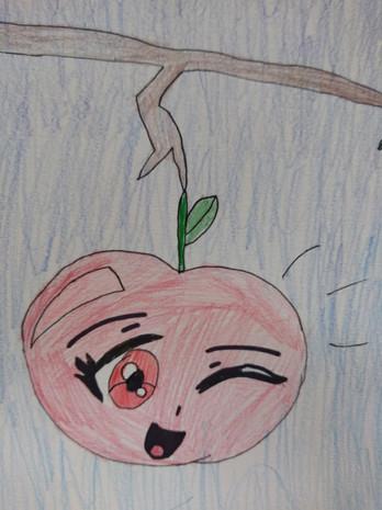 Drawing by Michaela