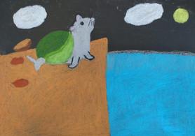 Hybrid animal by Antonia