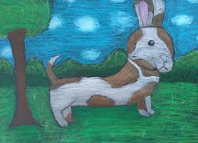 Hybrid Animal by Olive