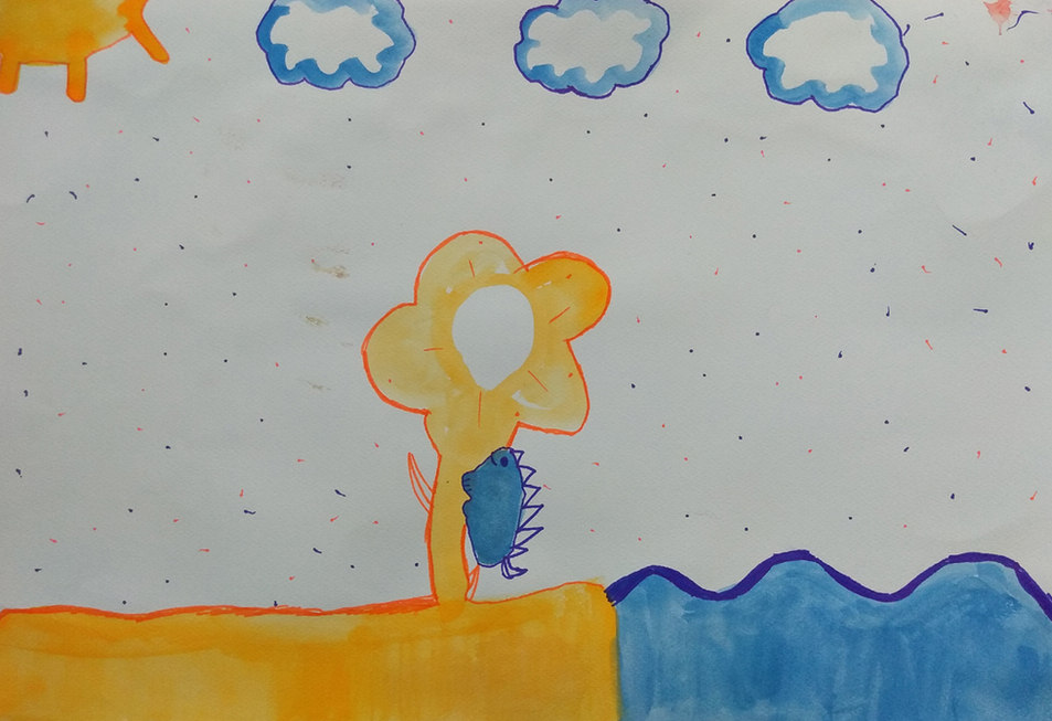 Watercolour by Ruby