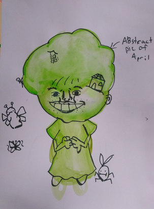 Watercolour by Nikki