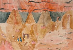 Watercolour by Jake