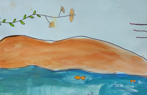 Watercolour by Millie