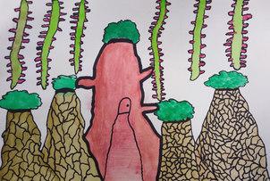Watercolour by James