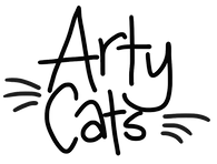 Arty Cats logo