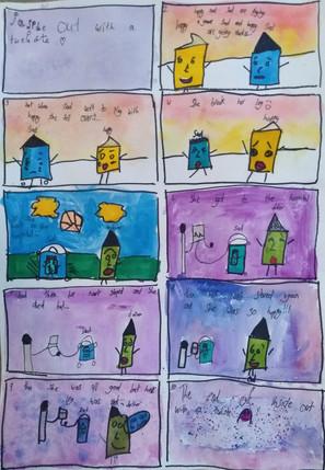 Comic by Sophia