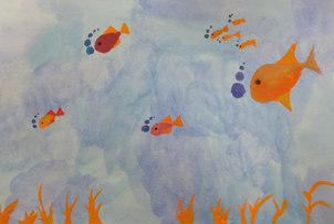 Watercolour by Radhika