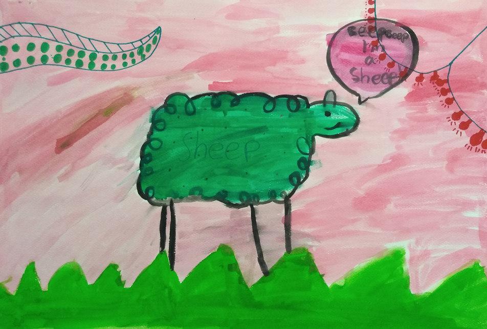 Watercolour by Zoe