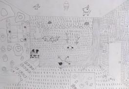 Surrealist room by Antonia