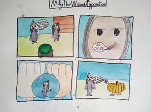 Comic by Zoe
