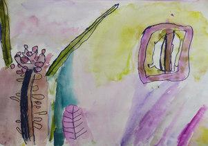 Watercolour by Poppy