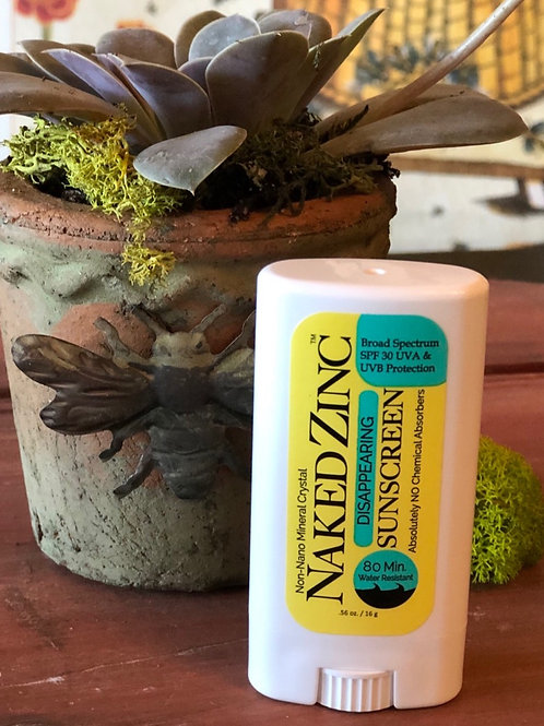 Naked Zinc Sunscreen .5oz