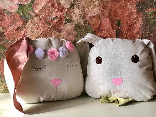 Funny Bunny pillows