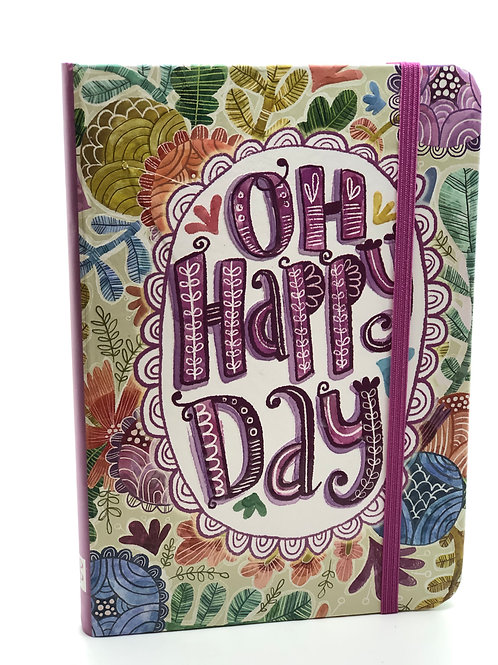 Oh Happy Day Journal