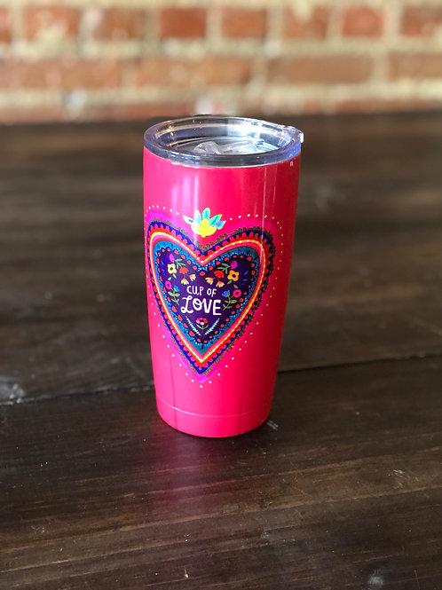 Cup of Love Travel Mug