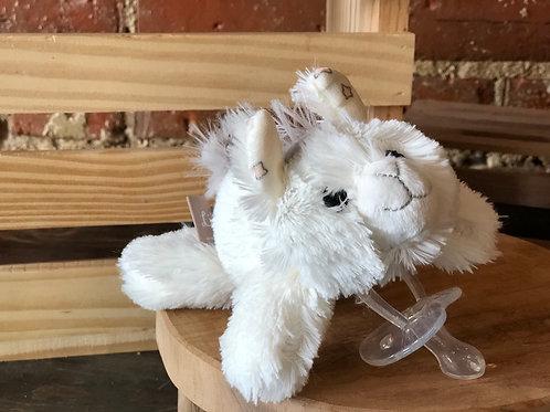 Lil' Llama Pacifier Buddy