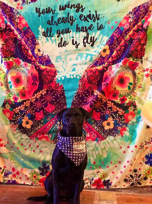 Wings Tapestry