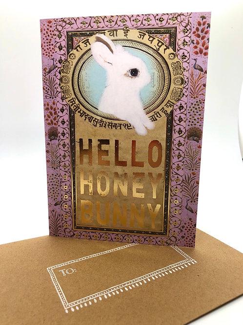 Hello Honey Bunny