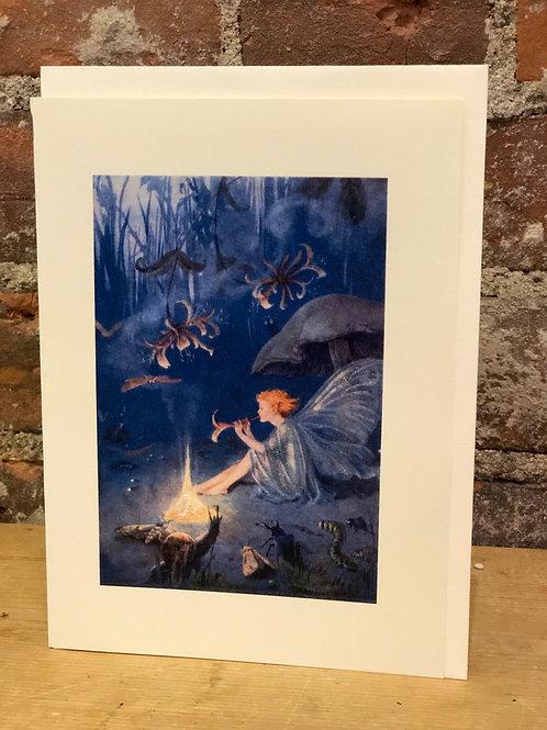 Campfire Fairy