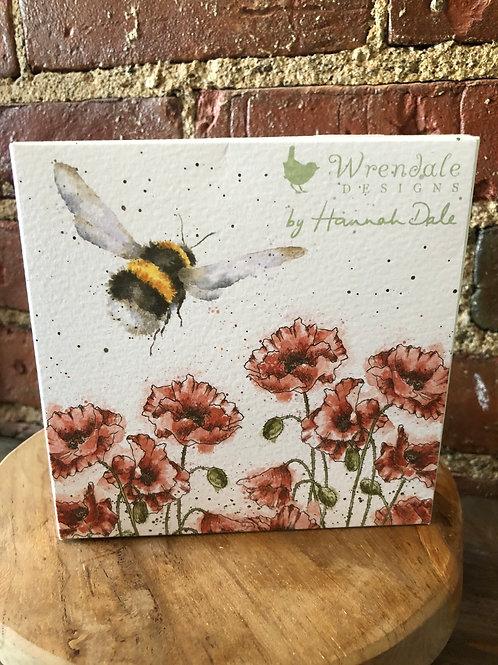 """Flight of the Bumblebee"" notecard set"