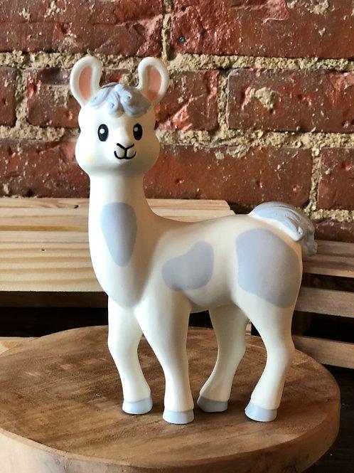 Lil' Llama teething toy
