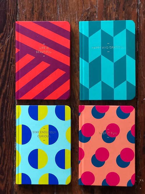 Bright & Colorful Journals