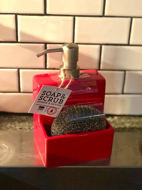 Soap & Scrub