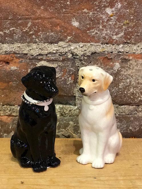 Doggy Salt and Pepper