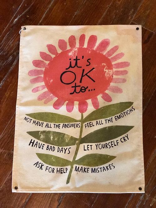 It's OK canvas