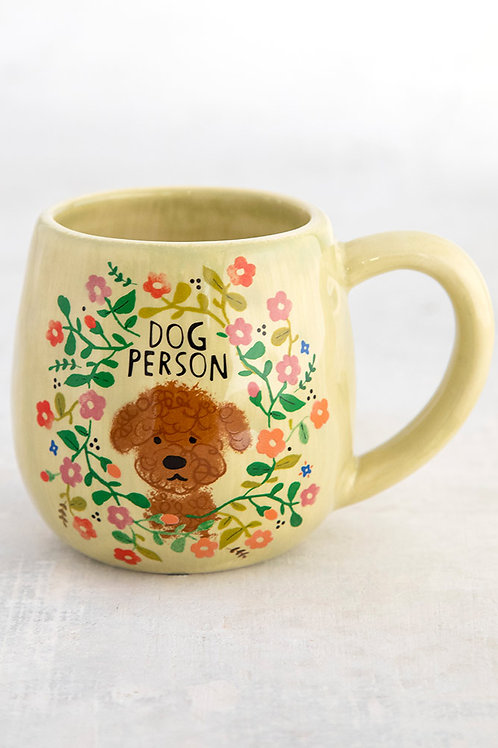 Cat/Dog Person Mug