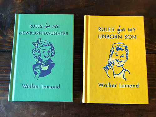 Rules for My Son/Daughter book