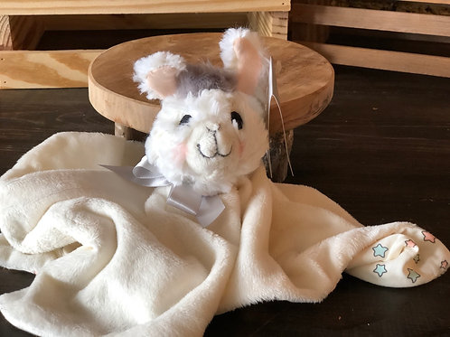 Lovey Llama blanket