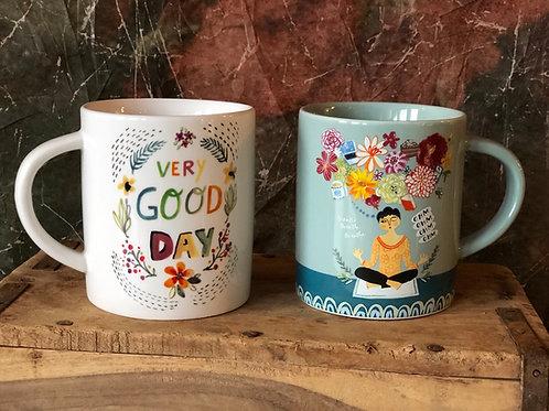 Bright Happy mugs