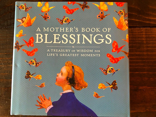 A Mother's Blessing book