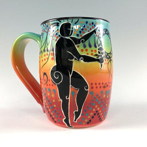 Big Ass Dancer Mug