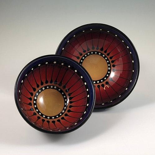 Black Stripe Bowl Style #1