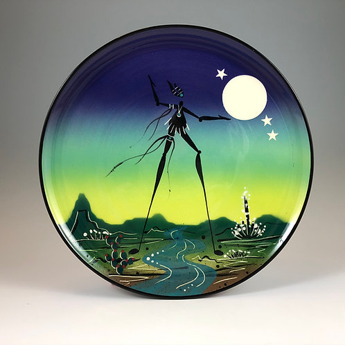 Moon River, Moon Song Plate