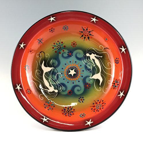 Mermaid Pasta Bowl/Plate
