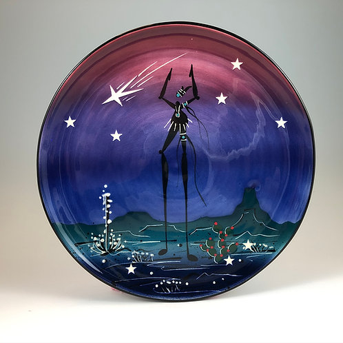 Shooting Star Plate