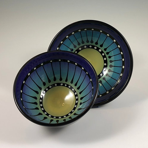 Black Stripe Bowl Style #5
