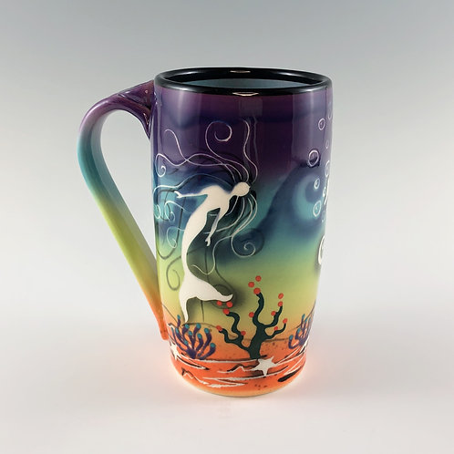 Mermaid Beer Mug