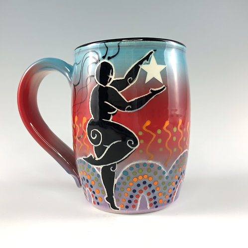 Big Ass Dancer Mug
