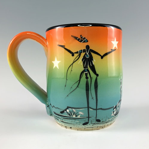 StarKeeper Barrel Mug