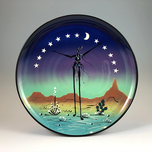 Gathering the Stars Plate