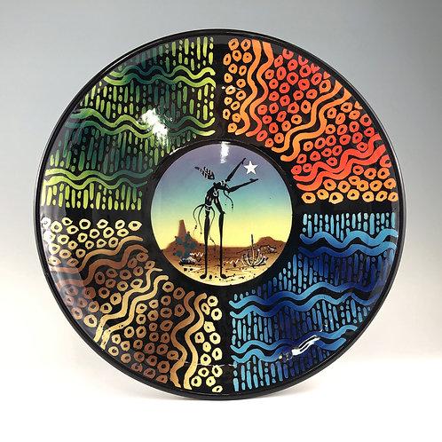 Seasons Plate