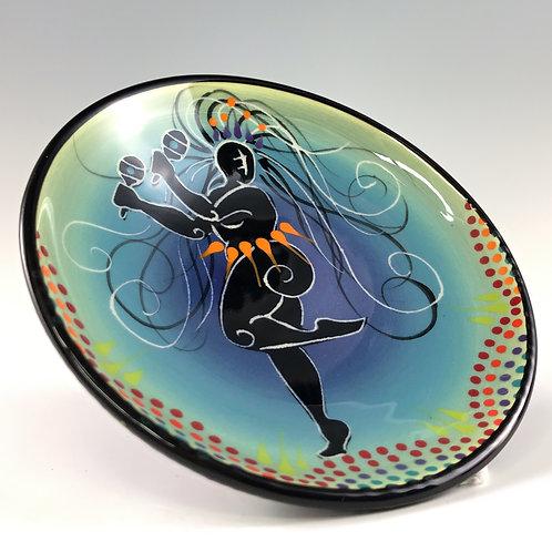 Big Ass Dancer Decor Dish
